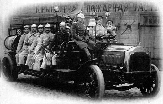 Oldbusclub пожарный транзит