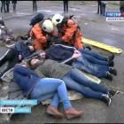 Учения под Архангельском: грузовик, азотная кислота и 14 пострадавших